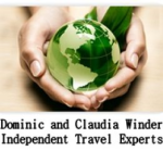 Dominic and Claudia Winder - Independent Travel Agents